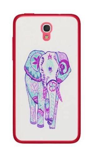 FANCY Alcatel POP S3 słoń aztec