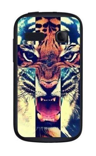 FANCY Alcatel Pop C3 tygrys krzyż