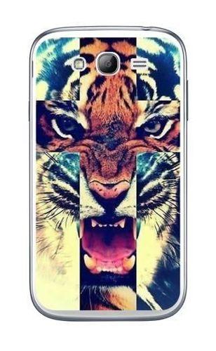 FANCY Samsung GALAXY GRAND NEO tygrys krzyż