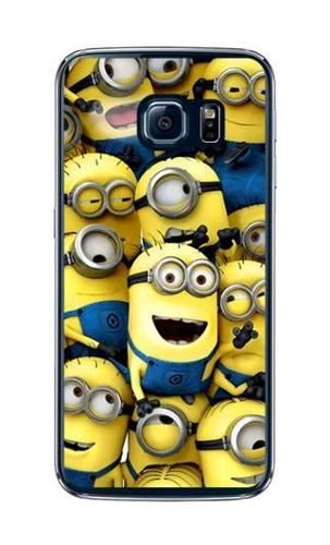 FANCY Samsung GALAXY S6 EDGE minionki