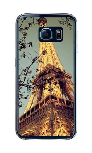 FANCY Samsung GALAXY S6 wieża eifla