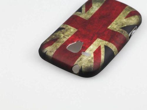 FLOWER Nokia Lumia 720 flaga uk vintage
