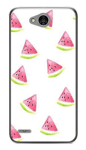 Foto Case LG X POWER 2 białe arbuzy