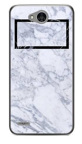 Foto Case LG X POWER 2 marmur prostokąt