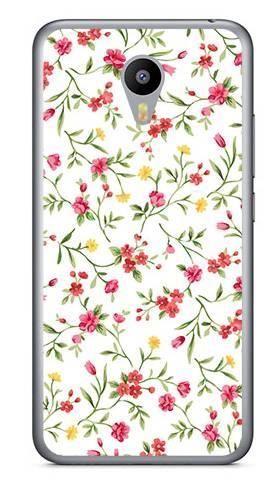 Foto Case Meizu M2 NOTE kwiatuszki