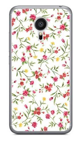 Foto Case Meizu MX5 kwiatuszki