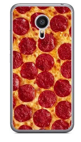 Foto Case Meizu MX5 pizza