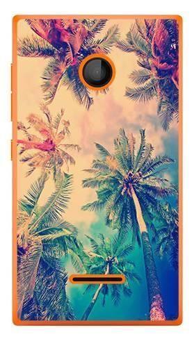 Foto Case Microsoft Lumia 435 palmy
