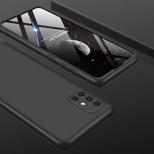 GKK 360 Protection Case etui na całą obudowę przód + tył Samsung Galaxy A51 czarny
