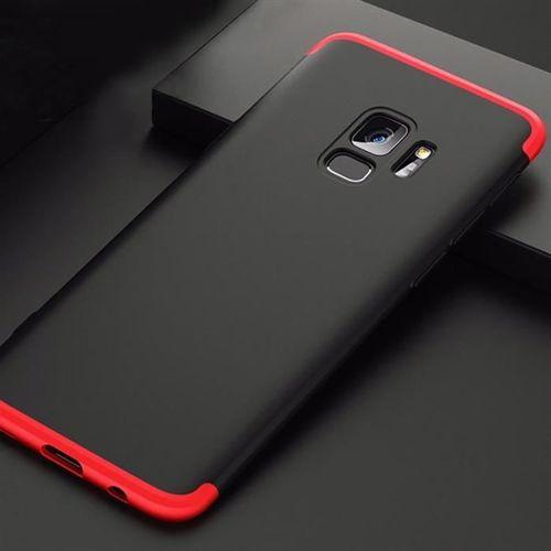 GKK 360 Protection Case etui na całą obudowę przód + tył Samsung Galaxy S9 G960 różowy