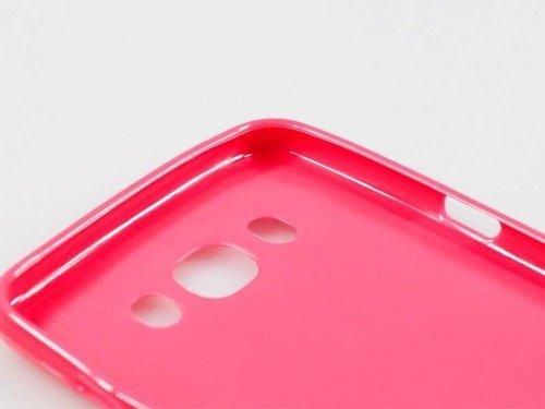 JELLY HTC Desire 300 czerwony
