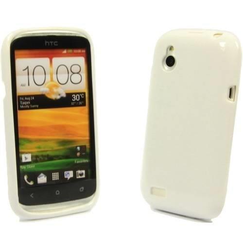JELLY HTC Desire X biały
