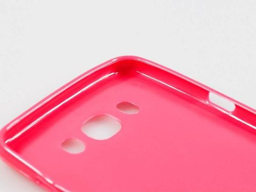 JELLY HTC ONE A9 pudrowy