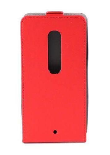 Kabura FLEXI Motorola MOTO X PLAY czerwony