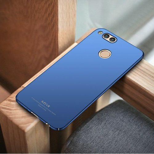 MSVII Simple ultracienkie etui pokrowiec Huawei Honor 7X fioletowy