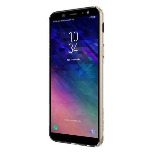 NILLKIN NATURE TPU Samsung Galaxy A6 2018 PLUS biały