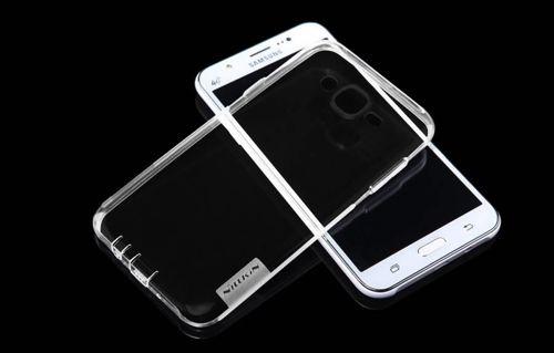 NILLKIN NATURE TPU Samsung Galaxy J5 biały