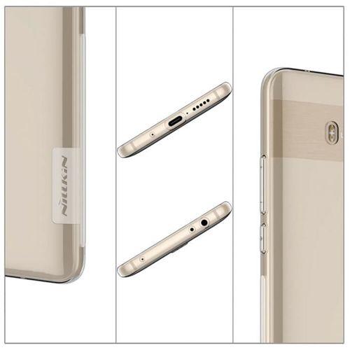 Nillkin Nature żelowe etui pokrowiec ultra slim Huawei Mate 10 szary