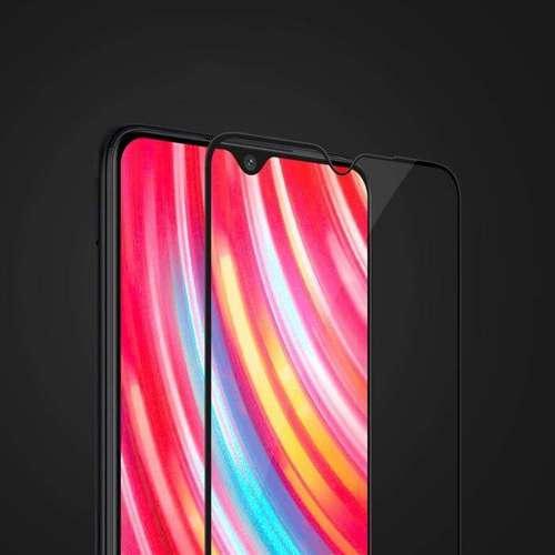 Nillkin XD CP+MAX ultracienkie szkło hartowane na cały ekran z ramką 0,33 MM 9H Xiaomi Redmi Note 8 Pro czarny