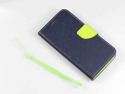 PORTFEL Huawei P10 lite limonkowy