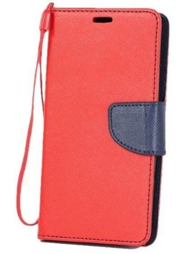 PORTFEL LG K3 czerwony