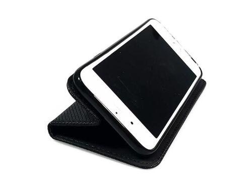PORTFEL magnetyczny Samsung GALAXY A22 4G czarny