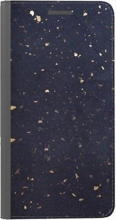 Portfel DUX DUCIS Skin PRO lastriko granatowe na Huawei Honor 9 Lite