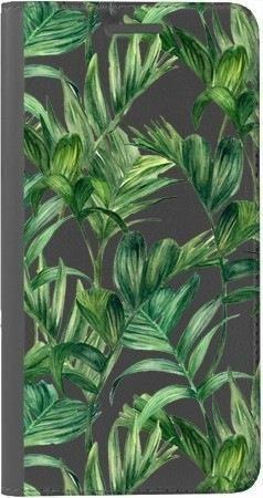 Portfel DUX DUCIS Skin PRO liście tropikalne na Huawei Honor 9 Lite