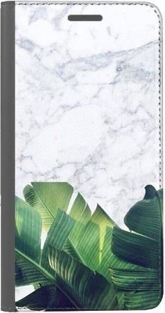 Portfel DUX DUCIS Skin PRO marmurowe liście na Xiaomi Redmi Note 5a