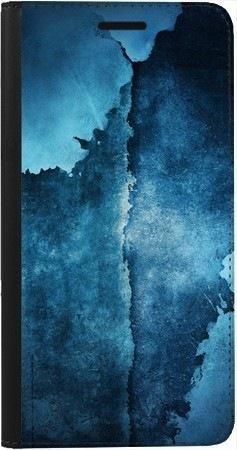 Portfel DUX DUCIS Skin PRO turkusowy ślad na Samsung Galaxy A70