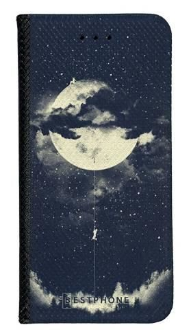 Portfel Wallet Case LG G8 ThinQ księżyc