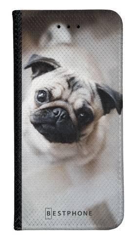 Portfel Wallet Case Samsung Galaxy A5 słodki mops