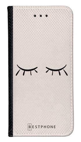 Portfel Wallet Case Samsung Galaxy A60 oczka