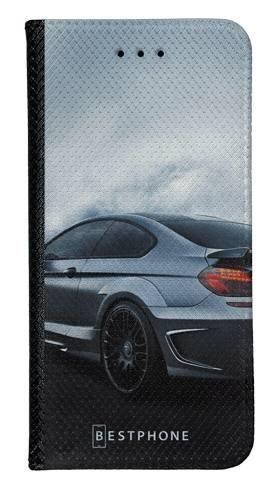 Portfel Wallet Case Samsung Galaxy Core Prime BMW