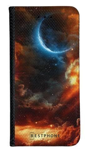 Portfel Wallet Case Samsung Galaxy Note 10 planeta