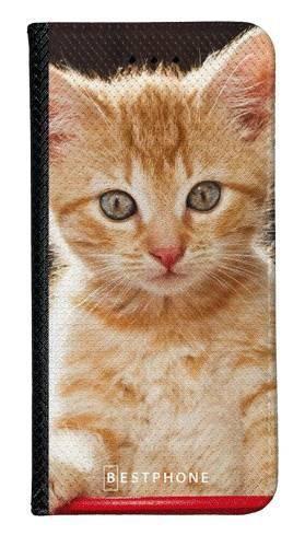 Portfel Wallet Case Samsung Galaxy Note 10 rudy kot