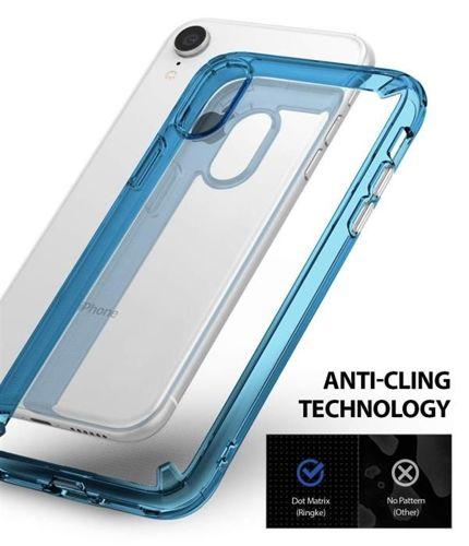 RINGKE FUSION IPHONE XR AQUA BLUE