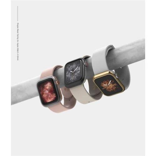 RINGKE obudowa nakładka BEZEL STYLING APPLE WATCH 1/2/3 (38MM) GLOSSY PINK GOLD