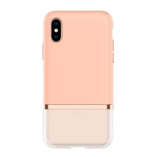 SPIGEN LA MANON JUPE IPHONE X/XS MILK PINK