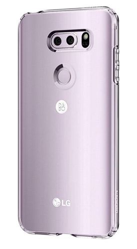 SPIGEN LIQUID CRYSTAL LG V30 CRYSTAL CLEAR