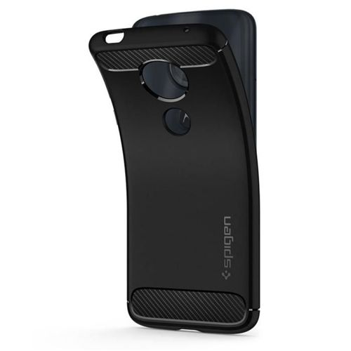 SPIGEN RUGGED ARMOR MOTOROLA MOTO G6 PLAY BLACK