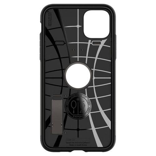 SPIGEN SLIM ARMOR IPHONE 11 PRO GUNMETAL + szkło 5D UV