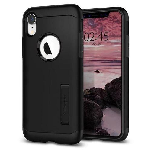 SPIGEN Slim Armor iPhone XR black