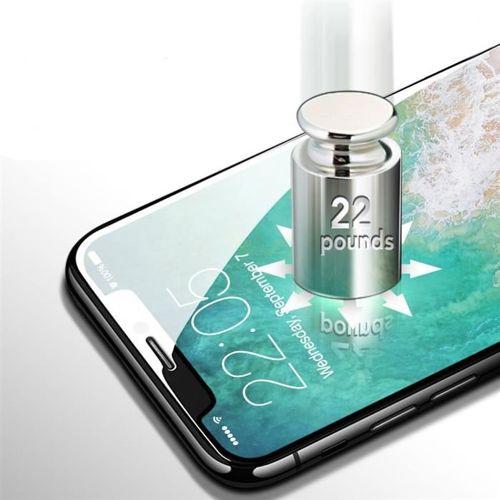 SZKŁO HARTOWANE ESR CASE FRIENDLY GLASS IPHONE X / XS BLACK