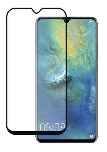 SZKŁO HARTOWANE FULL GLUE Huawei MATE 20 czarny