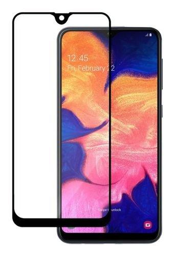 SZKŁO HARTOWANE FULL GLUE Samsung GALAXY A10 czarny