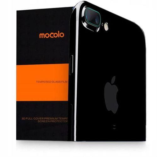 SZKŁO HARTOWANE MOCOLO TG+ CAMERA LENS IPHONE 7/8 PLUS CLEAR