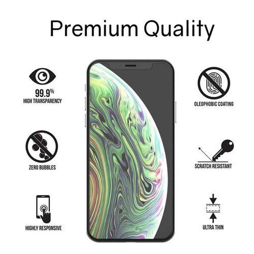 SZKŁO HARTOWANE WHITESTONE DOME GLASS IPHONE XR CLEAR