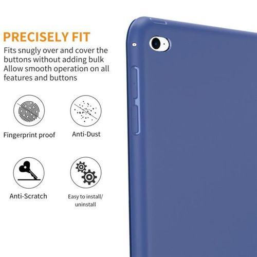 TECH-PROTECT Etui SMARTCASE IPAD MINI 4 NAVY BLUE