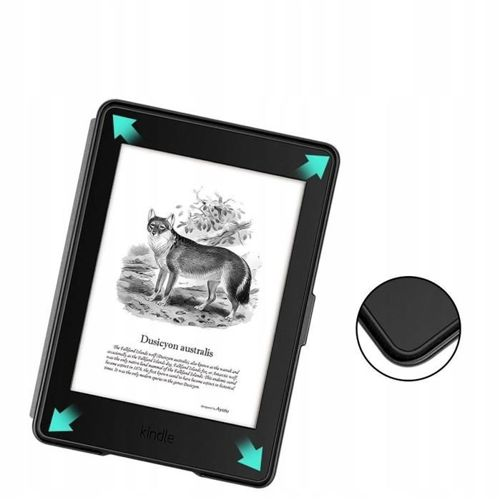 TECH-PROTECT Etui SMARTCASE KINDLE PAPERWHITE IV/4 2018 MAGNOLIA
